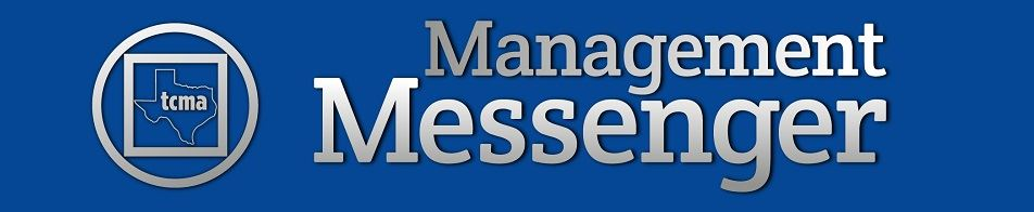 TCMA Management Messenger